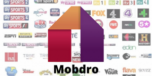 Channels on Mobdro