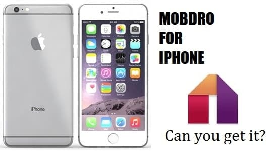 Download Mobdro for iOS (Free)